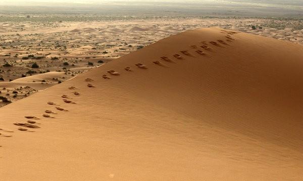 merzouga au depart marrakech