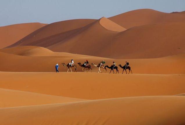 Merzouga au Départ de Marrakech