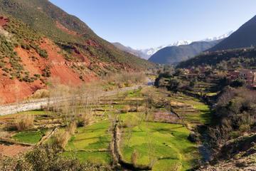 Excursion d'une journée dans les trois vallées au départ de Marrakech