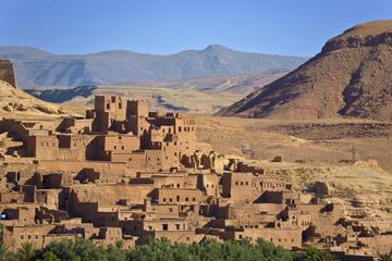 Excursion d'une journée à Ouarzazate et Ait Benhaddou, dans l'Atlas, au départ de Marrakech