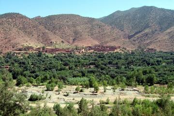 Vallée de l'Ourika : excursion d'une journée au départ de Marrakech
